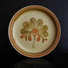 Assiette céramique faïence RAMAKO GIEN peint à la main art nouveau France N3054
