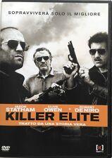 Dvd Killer Elite con Jason Statham 2011 Usato