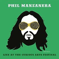 Phil Manzanera - Live At The Curious Arts Festival [CD]