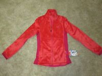North Face Womens W Tech-Osito Jacket Size Small