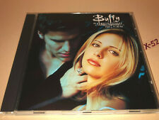BUFFY the Vampire Slayer CD soundtrack Garbage Alison Krauss The Sundays TVT