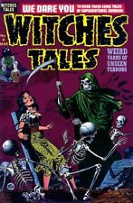 WITCHES TALES #1-28 FULL RUN ON DVD ROM GOLDEN AGE PRE CODE HORROR COMICS HARVEY