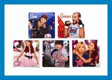 15 Sam & Cat Stickers Ariana Grande Jennette McCurdy Goomer Dice
