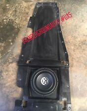 "Polaris Slingshot Floorpan Subwoofer Enclosure w/ Memphis 10"" Shallow Sub By UAS"