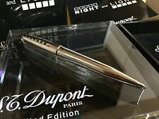 S.T. Dupont NIGHT & LIGHT Kuli/Rollerball ONYX - Limitierte Edition 2000 - NEU!