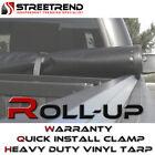 Lock & Roll Up Tonneau Cover For 99-07 Silverado/Sierra Fleetside 6.5 Ft 78
