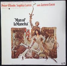 MAN OF LA MANCHA SOUNDTRACK VINYL LP U.S. PRESSING