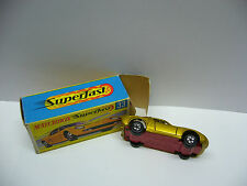 Matchbox  Superfast-  MB 33 Lamborghini Mura P 400 - rot - Made in England