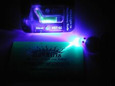 Glow in the dark fishing rod tip and glow charger Vanco for rods broken or not!