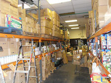 Jumbo Lot of Mixed Goods Ideal for Shops Over 750 Items