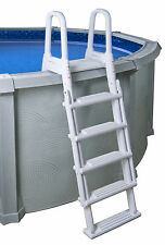 A-Frame Flip Up Ladder for Above Ground Swimming Pool