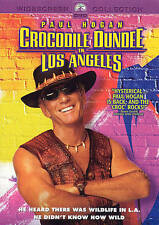 CROCODILE DUNDEE LOS ANGELES (DVD, 2013) LIKE NEW-FREE SHIP USA