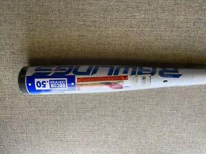 "Rawlings Velo BBCOR 33""/30oz/ 2 5/8dia Baseball Bat BB8V3 MSRP $299.99"