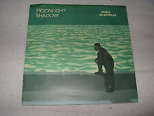 """MIKE OLDFIELD - MOONLIGHT SHADOW 7"""" PICTURE SLEEVE SINGLE"""
