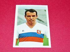 86 L. MIHAJLOVIC AGEDUCATIFS PANINI FOOTBALL 1970-1971 OLYMPIQUE LYON OL GERLAND