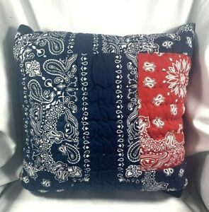 LEVI STRAUSS LIMITED EDITION TARGET EXCLUSIVE AMERICAN PILLOW 18X18