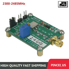 24g 2300 2485mhz Rf Vco Signal Source Microwave Voltage Controlled Oscillator