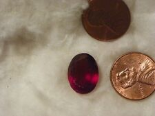 Hessonite Garnet 10.01 Carats 12.23x16.08x6.31 MM Oval Silky Heavy Inclusions