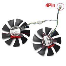 zotac GTX1070 MINI zotac geforce gtx 1060 Graphics Card cooling Fan 2pcs/ 85mm