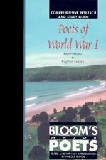Poets of World War I: Rupert Brooke and Siegfried Sassoon (Bloom's Maj-ExLibrary