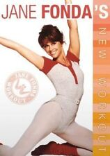 Jane Fonda's Workout Fondas Region 4 DVD