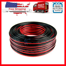 100FT 14-2 AWG Gauge Electrical Wire,Low Voltage for Landscape Lighting ,Audio