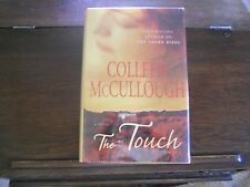 THE TOUCH by Colleen McCullough, 1st ed/1st print US 2003 HCDJ