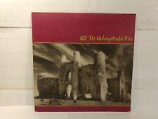 U2 The Unforgettable Fire 1984 Island   Vinyl Record                      lp2461