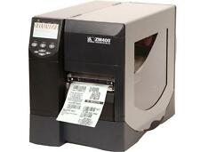 Zebra ZM400 Industrial Direct Thermal Transfer Label Printer ZM400-200E-0100T