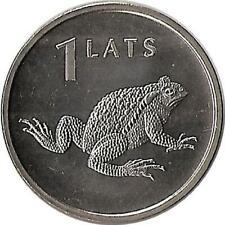 """Lettland 1 Lats 2010 """"Kroete"""""""