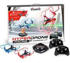 HYPER DRONE RACING CHAMPION KIT SILVERLIT 84775 2016 14+ NUOVO
