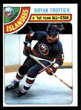 1978-79 Topps #10 Bryan Trottier All-Star NM-MT (ref 28121)