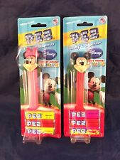 Disney's MICKEY MOUSE CLUBHOUSE Pez Dispenser - Mickey & Minnie