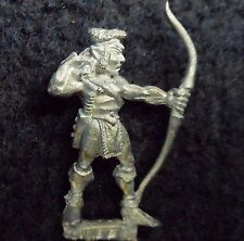 1989 WOOD ELF mm80 ci 8 Marauder esercito elfico, Silvan WARHAMMER Citadel AD&D in metallo