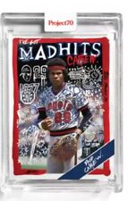 Topps PROJECT 70 Card 163 1988 Rod Carew by Gregory Siff Card #163 5