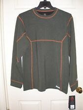 "Nwt Cabela'S $54.99 Mens L Pullover Xpg Thermal Phase Color Is ""Deep Sea"""