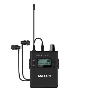 ANLEON Advanced S3 Receiver LCD Display DC9V/500mA Monitor System For Performers