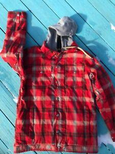 Burton Dunmore Snowboard ski snowmobile winter insulated Jacket. Men's XL