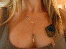 Womens Pendant Gold Chain Choker Chunky Statement Bib Necklace Jewelry Charm