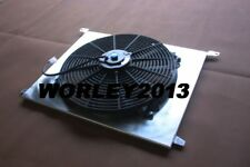 Aluminum shroud fan for BMW E36 M3 Z3 325TD 320 323 328