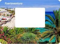 Fuerteventura Spain Magnet Picture Frame 12 CM Photo Epoxy Travel Souvenir