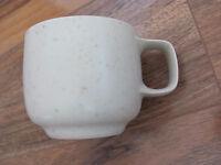 Rosenthal Studio Line Kaari Brazil Speckled Beige- Flat Cup (s) - 5 Available