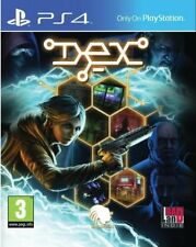 Dex For PS4 (New & Sealed)