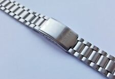 10MM NEW STAINLESS STEEL GENTS WATCH STRAP FOR SEIKO WATCH (SS-10)