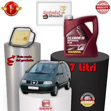 KIT FILTRO CAMBIO AUTO E OLIO SEAT ALHAMBRA 1.9 TDI 85KW 2002 -> 2010 1056
