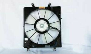 TYC 601150 Engine Cooling Fan Assembly For 07-08 Acura TL