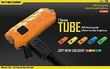 Nitecore Tube High Performance LED & USB Rechargeable Battery
