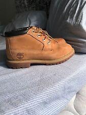 Timberland Women's Nellie Waterproof Chukka Boot Size 7