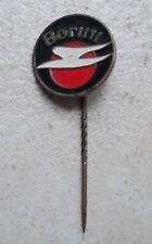 Badge Vintage Pins Motorcycle Berini Hollande Vélo Cycles Moto ancien 1960's #2