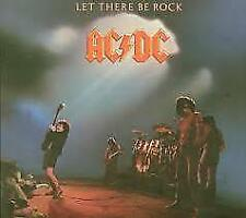 Ac/dc - Let There Be Rock (digipack) NEW CD